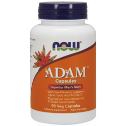 Now Foods - ADAM Male Multi - 90kaps