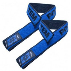 Power System | Paski Lifting Straps Duplex | Blue