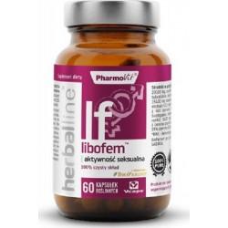 PharmoVit - Libofem Aktywność Seksualna - 60kaps