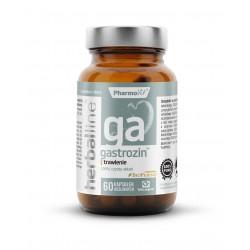 PharmoVit - Gastrozin Trawienie - 60kaps
