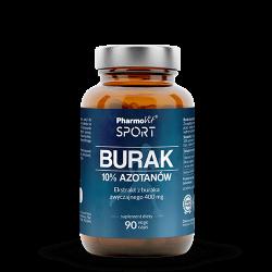 PharmoVit - Burak 10% azotanów - 90kaps | Sport