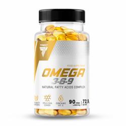 Trec - Super Omega 3-6-9 - 90kaps