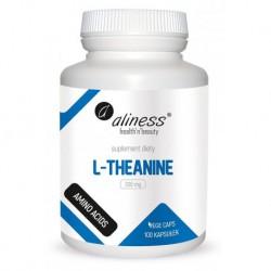 Aliness - L-Theanine 200mg - 100kaps