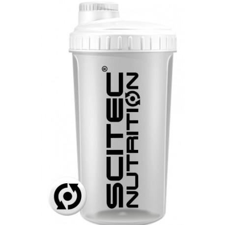 Scitec - Shaker 700ml - White Scitec