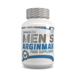BioTech Usa - Men's ArgiMax - 90tabs