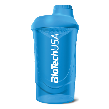 BioTech | Shaker Wave Blue | 600ml