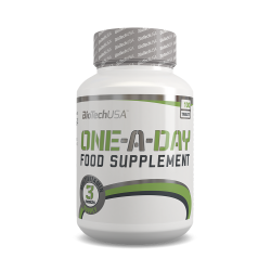 BioTech Usa - One a Day - 100tabs