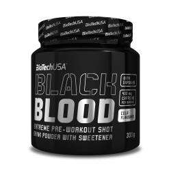 BioTech USA | Black Blood NOX+ | 330g