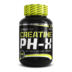 BioTech USA | Creatine Ph-X | 210kaps