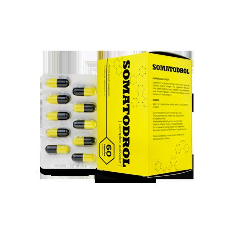 Iridium Labs - Somatodrol - 60caps