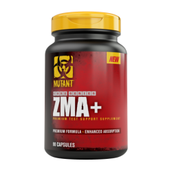 Mutant - ZMA+ - 90kaps