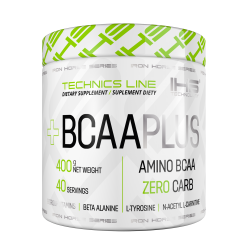 Iron Horse Series | Bcaa Plus | 400g