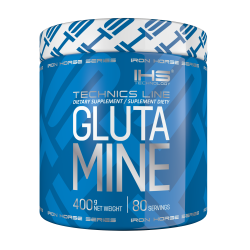 Iron Horse Series - Glutamine - 400g