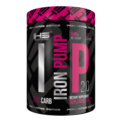 Iron Horse Series | Iron Pump | 540g