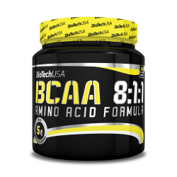 BioTech USA | BCAA 8:1:1 | 300g tasteless