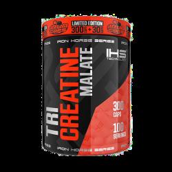 Iron Horse Series | Tri Creatine Malate | 300caps