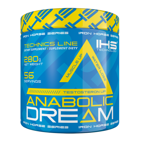 Iron Horse Series - Anabolic Dream - 280g