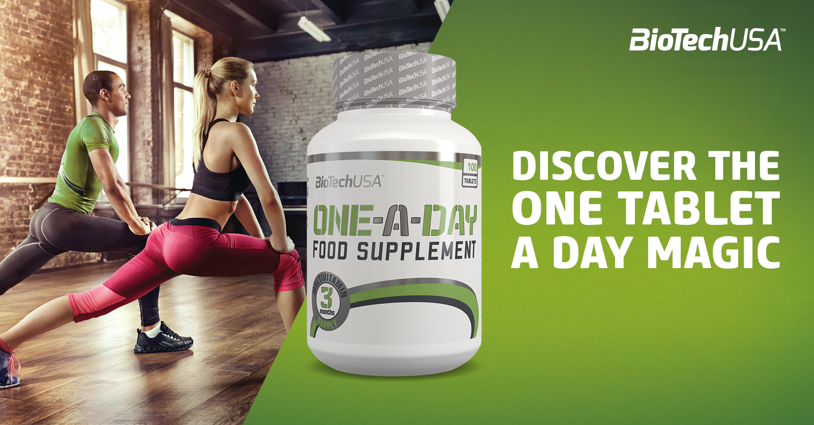 BioTech Usa | One a Day | BioTech Vitamin Supplements
