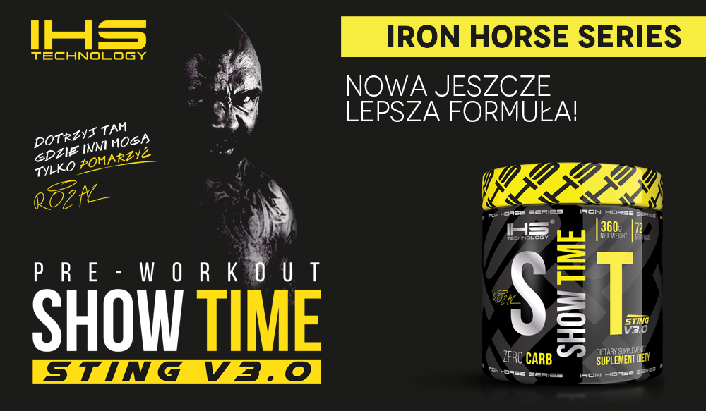 Iron Horse Series | Show Time | 360g